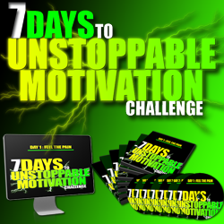 Unstoppable Motivation 250 x 250