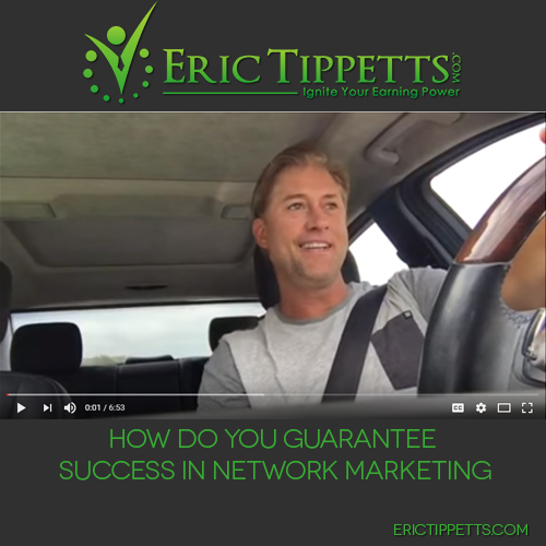 How Do You Guarantee Success in Network Marketing