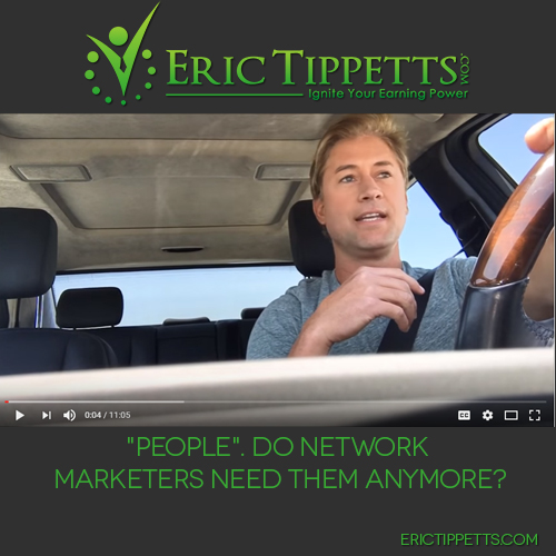 People Do Network Marketers Need Them Anymore?