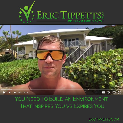 You Need To Build an Environment That Inspires You vs Expires You